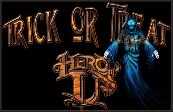Hero-U Trick or Treat
