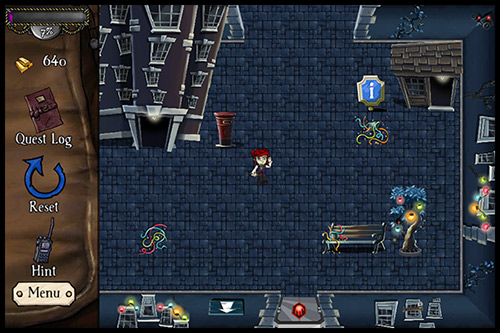 MacGuffin's Curse Screenshot