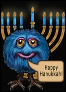 Happy Hanukkah My Friends