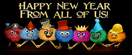 New Year Meeps