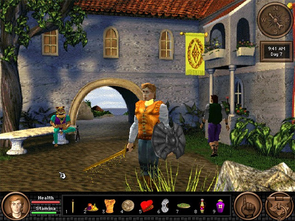 QfG Screenshot